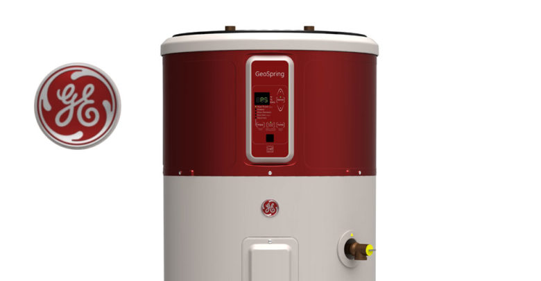 Geospring water heater