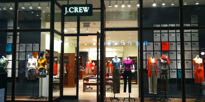 J Crew Shift Issues