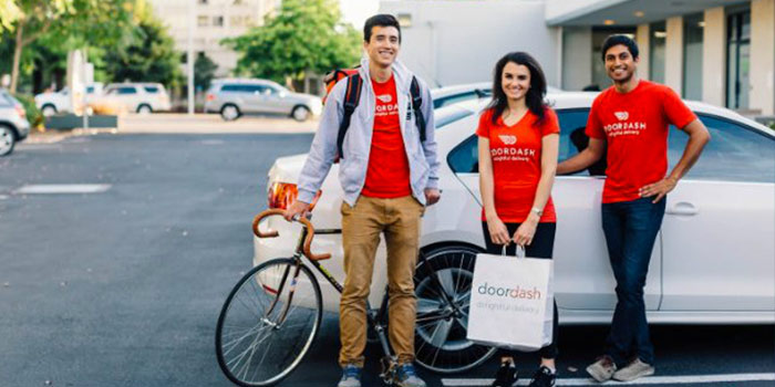 DoorDash instant pay