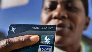Rush Card Accounts