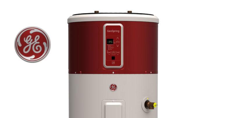 Geospring water heater