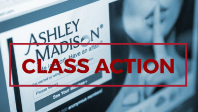 Photo of Ashley Madison Class Action