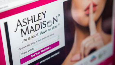 Photo of Ashley Madison Email Data Exposed
