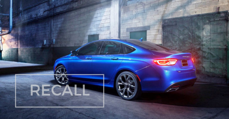 Chrysler 200 Transmission Problems >> Chrysler 200 Recall Class Action The Class Action News