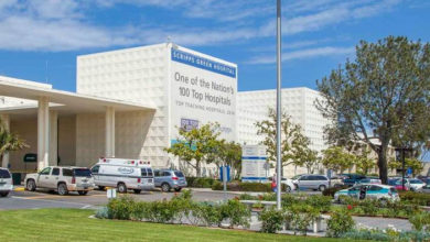Photo of Scripps Green Hospital HIV and Hepatitis Case