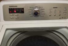 Photo of Samsung Washer
