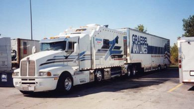 Photo of Graebel Van Lines Truck Driver Payment Problems
